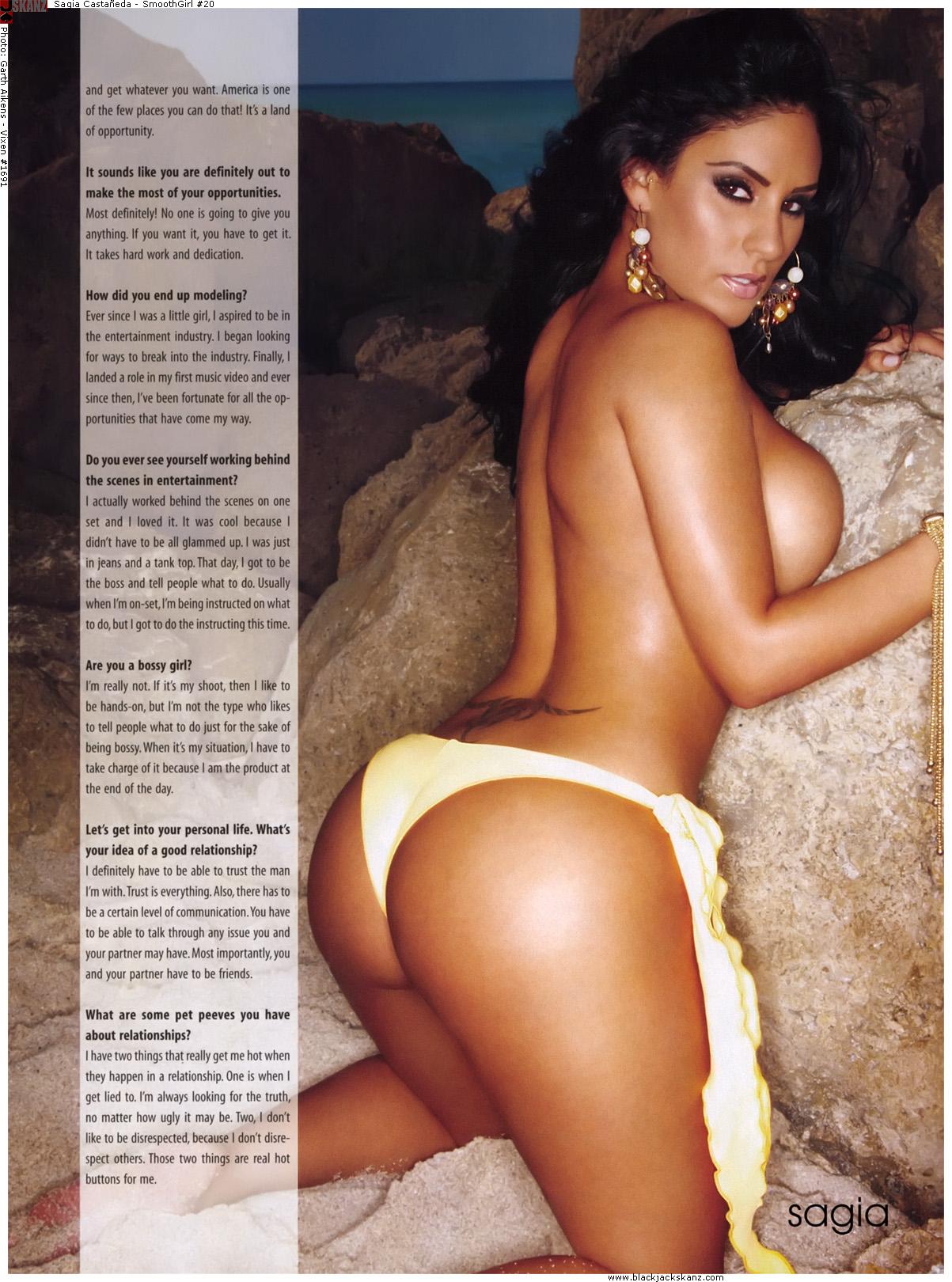 Sacha chang nude
